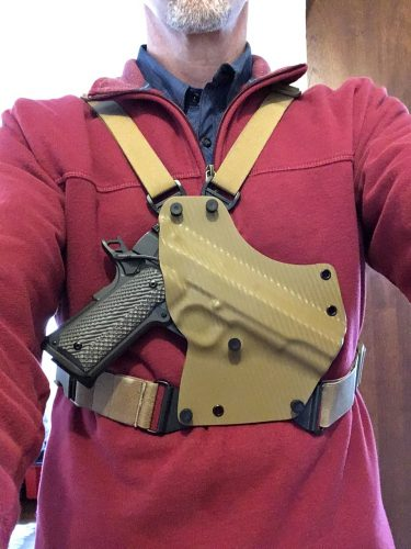 OutDoorsman Chest Holster photo review