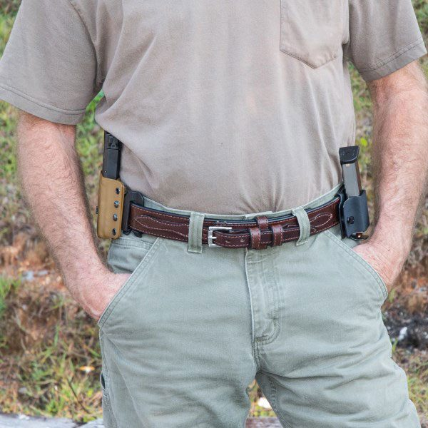 Pancake Holster, Coyote Brown