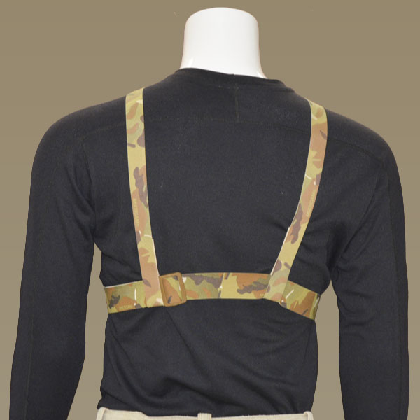 Chest holster, Outdoorsman,multicam straps,