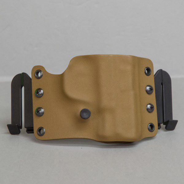 Pancake Holsters, The Liberator,Coyote Brown, Kydex