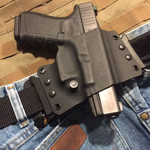 Pancake Holster The Liberator Kydex Holsters 2aholster