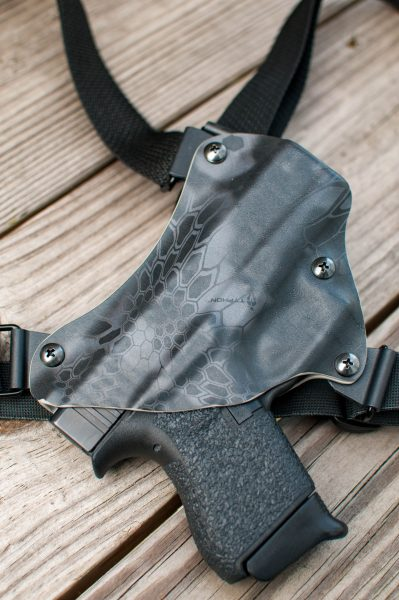 chest holster, kydex